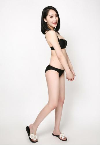 hk-ehunter black 3-Piece Set Bikini Set 1EEE4US6D886FBGS_1
