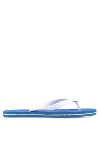 OVS blue Beach Sandals 965F8SHEAE4C8FGS_1