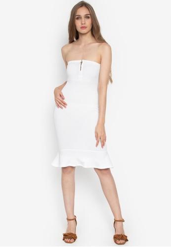 34eea41a84b Shop Deity Mermaid Tube Dress Online on ZALORA Philippines