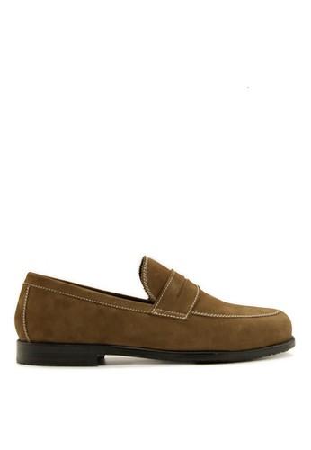 Ftale Footwear brown Ftale - Almo Nubuck Camel BBF77SH64412CEGS_1