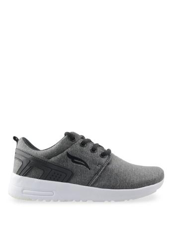 Footspot black Sprox - Causal Sneakers FO296SH41QXAHK_1
