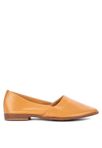 CLN beige Dresden Loafers 3BD83SH6F99770GS_1