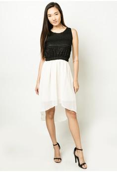 Adara High-low Dress