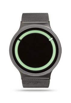 Eclipse Steel Watch