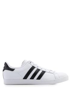 huge discount 64683 5f9cc adidas white adidas originals coast star 2303BSH86ECCC5GS1
