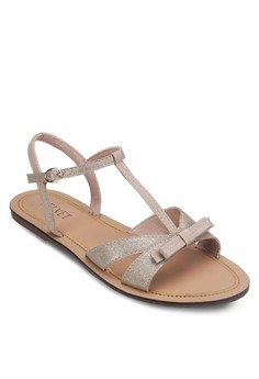 Astrid Contrast Sandals