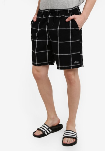 Factorie black Cabo St Longo Shorts FA880AA98JFPMY_1