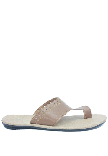 Dr. Kevin brown Dr. Kevin Men Sandals 17229 - Tan 069D3SHCF1C52EGS_1