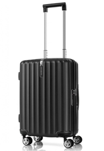 Samsonite black Samsonite Enow Spinner 55/20 A4999AC197E467GS_1
