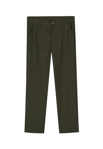 HAPPY FRIDAYS Slim Casuel Suit Pants M8-A-2302 5B7A3AADCE5A5DGS_1