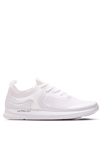 FILA white FPF TRAINING-ULTRA FIT FLOW A8A13SH1AEBA1BGS_1