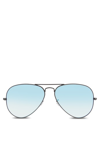 Buy Ray-Ban Aviator Large Metal RB3025 Sunglasses Online   ZALORA ... 8a9ff06f7e