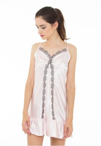 Pajamalovers Lunetta Pink