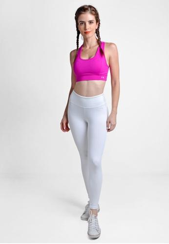 ViQ white ViQ High Performance Workout Tights 87643AADD9539FGS_1