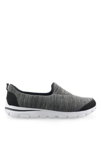 Footspot grey Sprox -  Slip-on Sneakers FO296SH2VR8GHK_1