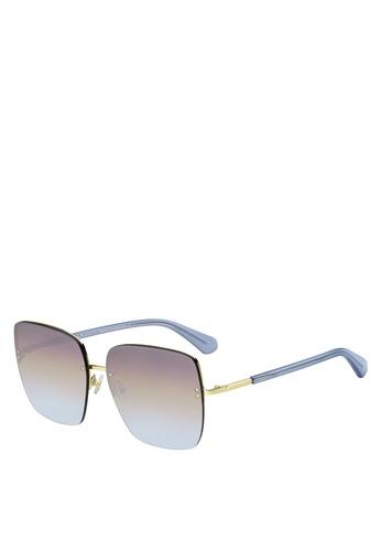 Kate Spade blue Janay/S Sunglasses 80164GL5AC987DGS_1