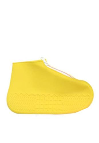 Twenty Eight Shoes yellow VANSA Unisex Waterproof Overshoes VSK-R00-1 D9C42KS120DC02GS_1
