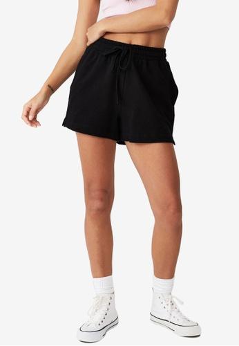 Cotton On black Freestyle Shorts 43144AA025F77FGS_1
