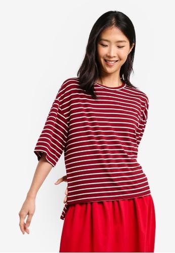 ZALORA BASICS multi Basic Oversized T-Shirt 751A9AAE4EE041GS_1