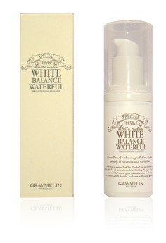 Gray Melin White Balance Waterful Essence