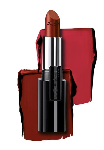 L'Oréal Paris brown L'Oreal Paris Infallible Le Rouge Lipstick - 814 Forever Frappe DA054BE7F8A58BGS_1