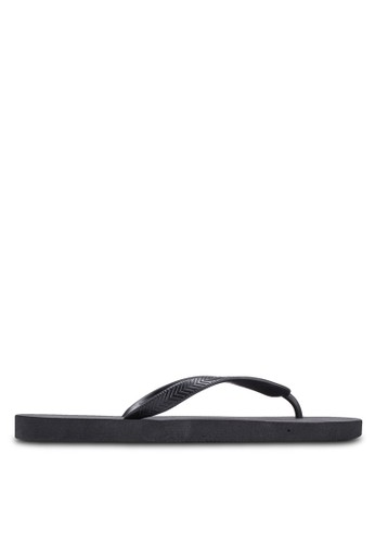 Cotton On black Bondi Flip Flops CO372SH49RNEMY_1