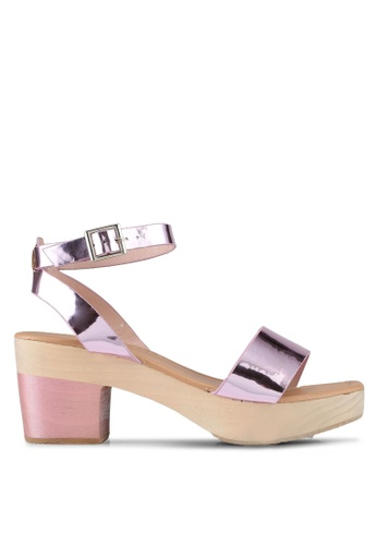 Rubi purple Venice Wood Heels 5D6DESH67798B7GS_1