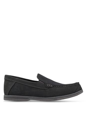 Timberland grey Bluffton Venetian Shoes 54986SH07D0764GS_1