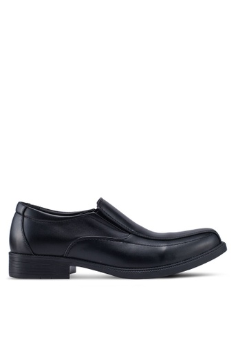 Louis Cuppers 黑色 Business Shoes F08C8SH3624F3FGS_1
