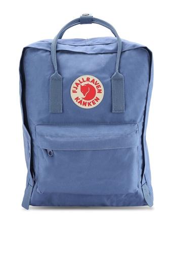 Fjallraven Kanken blue Kanken Classic Backpack FJ382AC34YJLMY_1