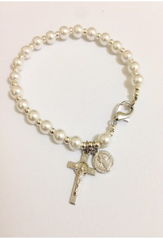 Cami Rosary Bracelet