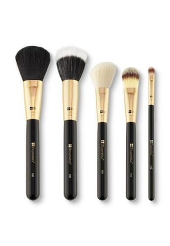 BH Cosmetics Face Essential - 5 Piece Brush Set BH784BE27IUISG_1