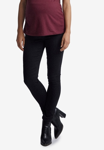 Dorothy Perkins black Maternity Ellis Skinny Jeans 1DB9BAAE8F9DCFGS_1