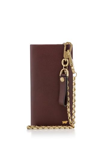 Braun Buffel brown Raznor 2 Fold Long Wallet 24D50ACD5D6AEFGS_1