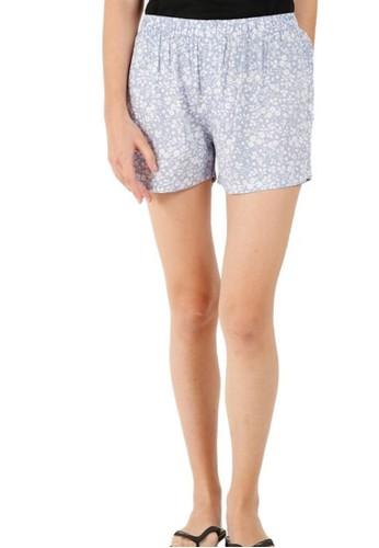 BarBar blue Faeryn Women Short Pants BXRGRLS-07704-F 7FE24AA003CE72GS_1