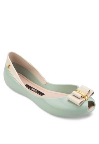 Queen V 平底esprit暢貨中心鞋, 女鞋, 鞋