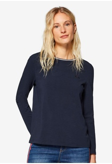 31cd0c7548b087 Long Sleeve T-Shirt 68006AA85F6D81GS 1 ESPRIT ...