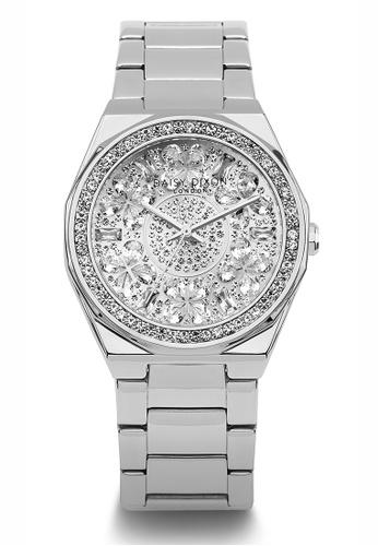 Daisy Dixon Watch silver Alessandra #19 Ladies Watch FA1D4ACBCF0A73GS_1