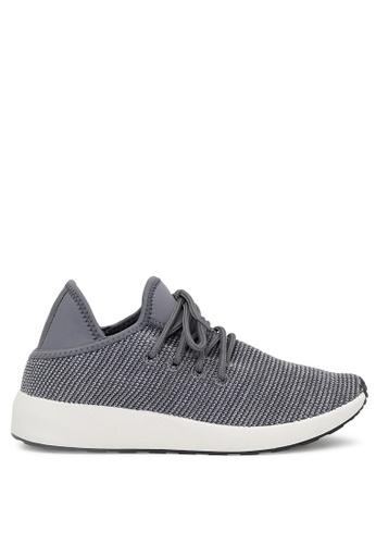 London Rag 灰色 灰色系鞋带运动鞋 70D56SH2378393GS_1