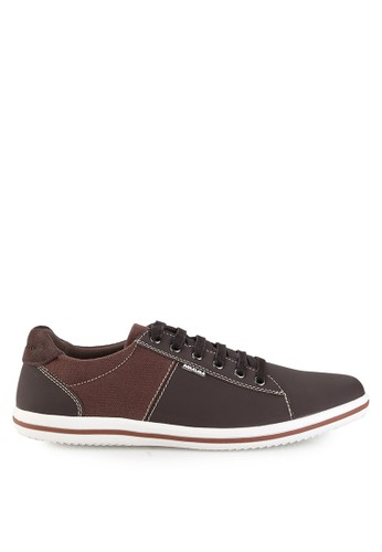 Pakalolo Boots brown Casual Lace Up PA409SH0UXAEID_1