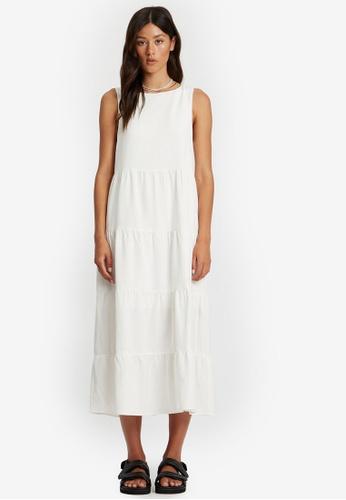 St MRLO white Byron Dress 46831AA9F44052GS_1