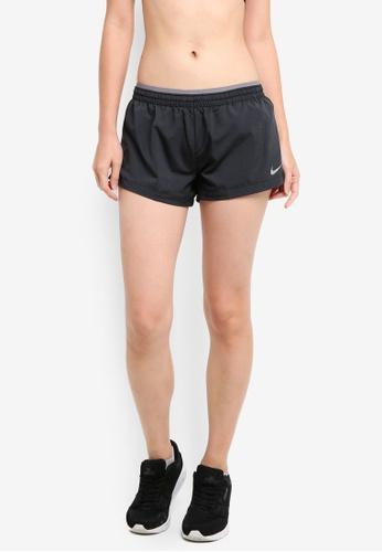 Nike black Women's Nike FLX Shorts NI126AA0STV3MY_1