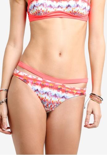 Piha multi Indian Summer Hipster Bikini Bottom PI734US17KJUMY_1