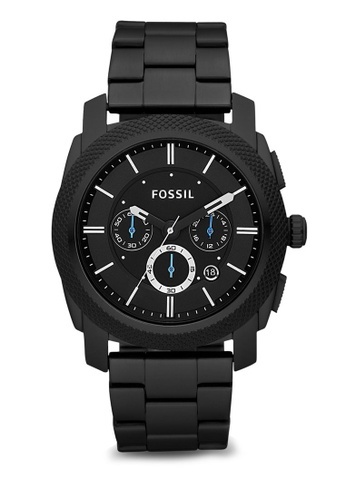 Fossil black Machine Chronograph Watch FS4552 FO313AC05TUOSG_1