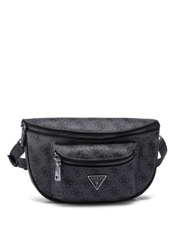 GUESS grey Manhattan Belt Bag D1707AC2897555GS_1