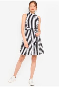 5055fe20a66 Banana Republic Long Sleeve Shirt Dress RM 540.00. Sizes 0 2 4 6