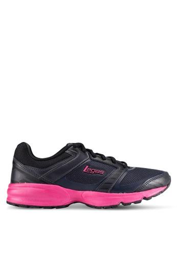 Legas black D4 LA Women's Shoes LE684SH0S2N6MY_1