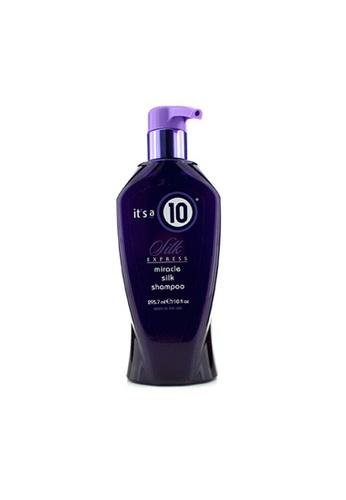 It's A 10 IT'S A 10 - Silk Express Miracle Silk Shampoo 295.7ml/10oz CE430BEC723881GS_1
