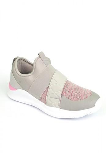 World Balance grey Tamerlane Young Kid's Shoes D7D9BKS384BEEDGS_1