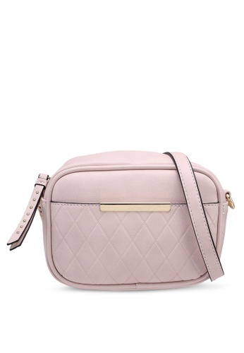 Call It Spring Pink Penmelen Crossbody Bag 6ea24acca8a2efgs 1